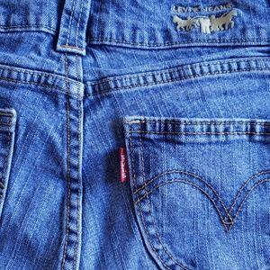 Vintage Levi's 504 shorts 💕